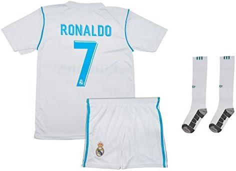 Primera equipación del Real Madrid 620b4dcddc7a8