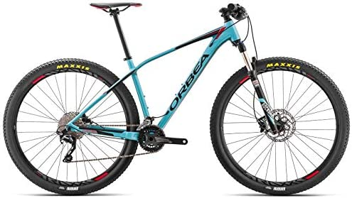 Orbea Alma H50 - Bicicleta de montaña de 29 pulgadas y 10 ...