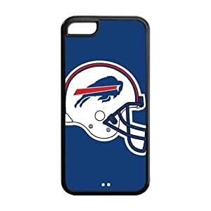 meilinF000New Arrival NFL Football Team Logo Buffalo Bills Inspired Design TPU Case Back Cover For ipod touch 5 iphone5c-NY689meilinF000