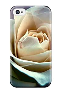 (dfvkvDy7340YviAL)durable Protection Case Cover For Iphone 4/4s(flower)