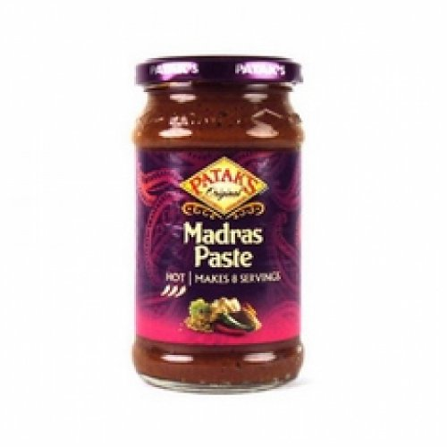 Pataks Madras Curry Paste (6x10Oz )