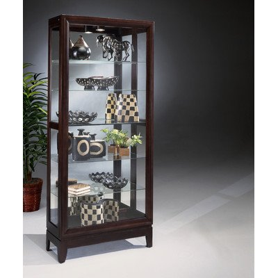 Philip Reinisch Lighthouse Urbane Curio Cabinet by Philip Reinisch