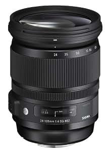 Sigma 24-105mm F4 DG OS HSM - Objetivo (Estándar, SLR, 19/14, Vuelta, Canon, Nikon, Sigma, Sony)