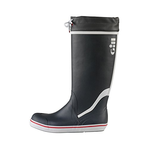 Gill Sailing Boots - Gill Tall Yachting Boot - Carbon 45