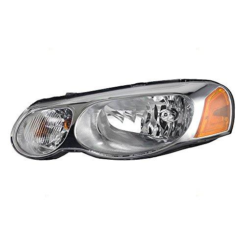 Drivers Halogen Combination Headlight Headlamp Replacement for Chrysler Sebring Sedan Convertible 4806037AB AutoAndArt