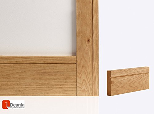 Green Tree Doors Prefinished Oak Shaker Architrave Set