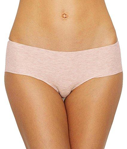commando Heathered Cotton Bikini, M/L, Heathered Oatmeal
