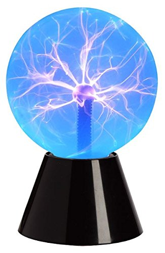 Tradeopia Corp. Plasma Ball Touch Sensitive Decoration Lightning- 6