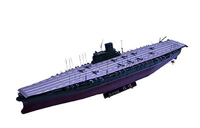 Doyusha Aircraft Carrier Shinano Building Kit (1/250 Scale)