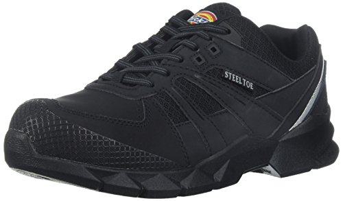 Dickies Men's Rook Industrial Boot Black 11 Medium ()