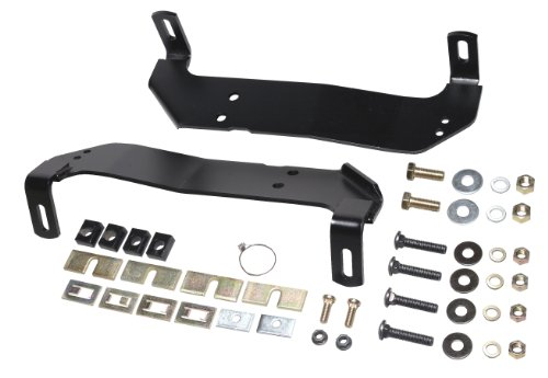- Husky 31397 Custom Bracket Kit for Chevy/GMC