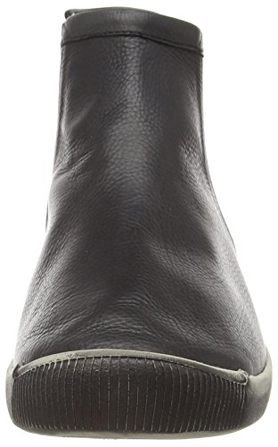 007 Femme Boots Chelsea black Ici486sof Noir Softinos wa7Fq8Yx