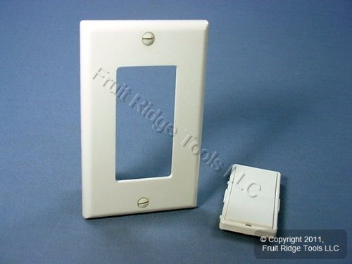 Leviton DRK0S-LW Color Change Kits For 1 Address Decora Home Controls DHC Controller, - Controls Dhc Controller Home Decora