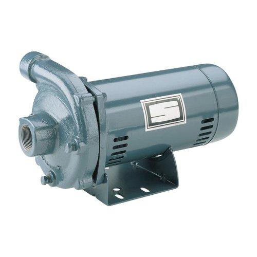 Sta-Rite JME-58L High Volume Centrifugal Pump - Single Phase, 1 HP