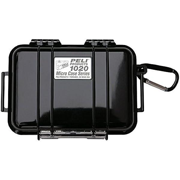 Pelican Micro Case 1020 - Funda de plástico: Amazon.es: Electrónica