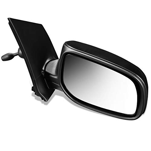 DNA MOTORING OEM-MR-TO1321232 Factory Style Manual Right Side Door Mirror