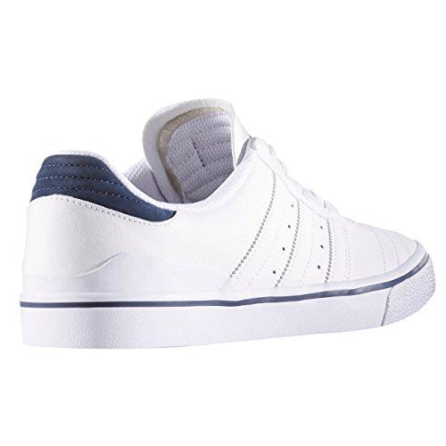 Adidas Skateboarding Herren Skateschuh BUSENITZ VULC ADV - FTWWHT/CONAVY/FTWWHT , Größe:8