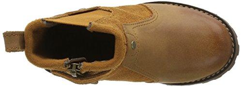 Timberland Kids Asphalt Trail Chelsea Boots, Braun (Wheat Saddleback Full Grain), 35 EU