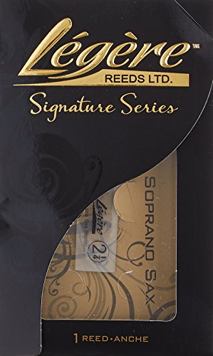 Legere SSG225 Signature Series Bb Soprano Saxophone No. 2.25 Reed