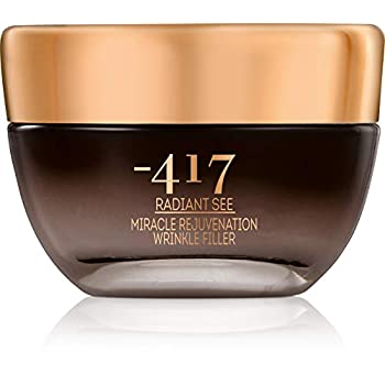 Image of Health and Household -417 Dead Sea Cosmetics MiracleI Rejuvenation Wrinkle Filler With JoJoba Oil & Collagen for Instant Visible Lifting and Smoothing - 100% Vegan