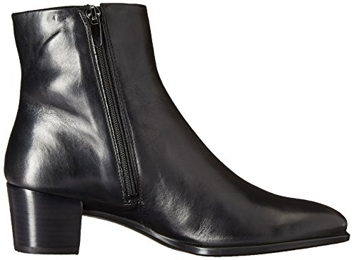 ECCO Donna 35 1001black Nero Stivaletti Shape qw6UP