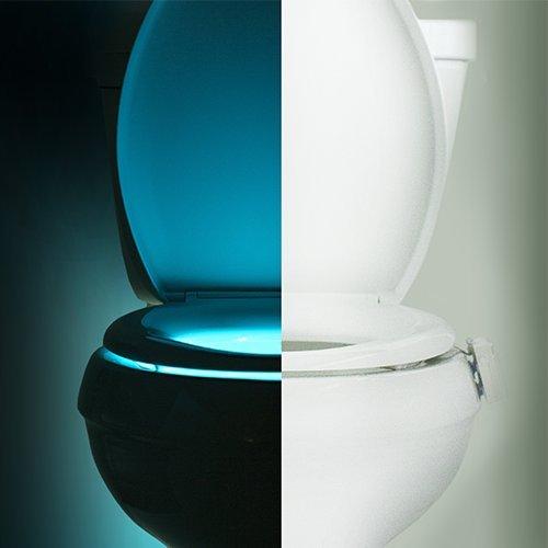 IllumiBowl Toilet Night Light (As Seen on Shark Tank)