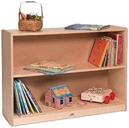 Whitney Brothers WB1409 Space-Saver Book Case