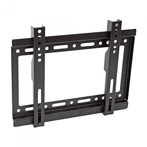 takestop® SUPPORTO STAFFA PARETE MURO INCLINABILE TV LCD TFT LED 23 26' 28' 30' 32' 37' 39' 40' 42' 25 KG' MOON 1003250