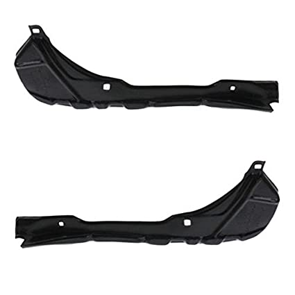 Fits 07-13 Tundra Pickup Truck Front Bumper Cover Retainer Brace Support Bracket