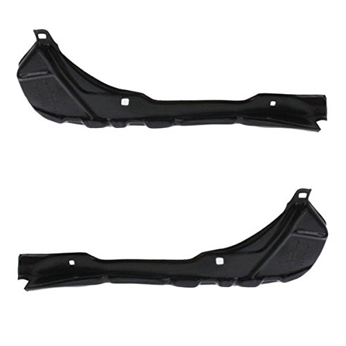 Koolzap For 09-13 Corolla Rear Bumper Cover Retainer Support Bracket Left Right SET PAIR