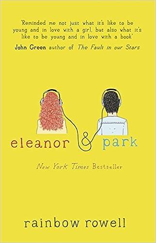 Resultado de imagen para eleanor and park cover