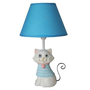 NAUY- Lámpara de mesa para niños creativos simples Lámpara ...