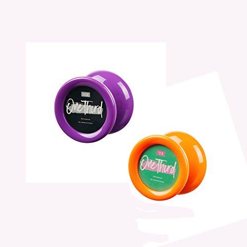 - Baoblaze 2pcs Magic YoYo D2 One Third Responsive Professional ABS Yo-yo Ball Toy with Durable String 1A 2A 3A 5A Tricks Sports Practice