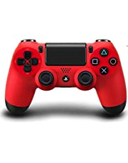 Sony PS4 Dualshock 4 Controller, Red (Official Version)