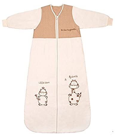 Slumbersac Toddler Sleeping Bag with Sleeves 2.5 Tog 18-36 months//110cm Forest Friends
