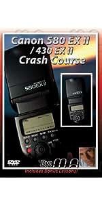 Canon Speedlite Crash Course (580 EX II/430 EX II)