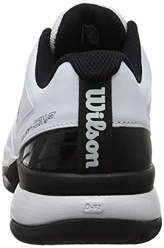 Synth de pour Terrain aux Type Chaussures de Tout Homme Wilson de Rush Tout Tennis Convient Tissu Niveau COMP Joueurs 0vU7q