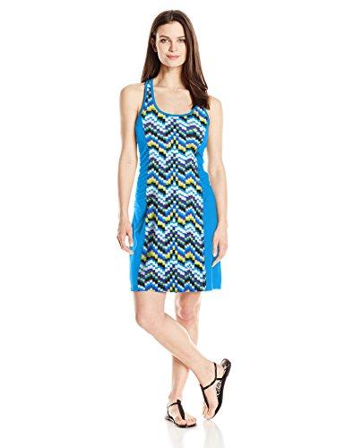 (Soybu Women's Rio Dress, Medium, Amp Wave)