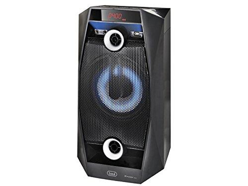 2 opinioni per Trevi XF 800 Altoparlante con Microfono, 50 Watt, Nero