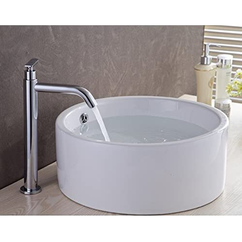 SBWYLT-Single handle single hole lavatory faucet hot and cold vegetable sink faucet single handle single hole cold water faucet valve seat diameter: 1.6cm new