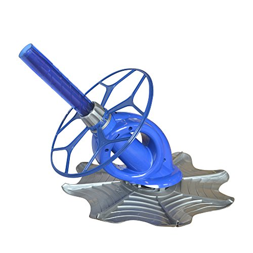 New Advanced Suction Automatic Swimming Pool Vacuum In
