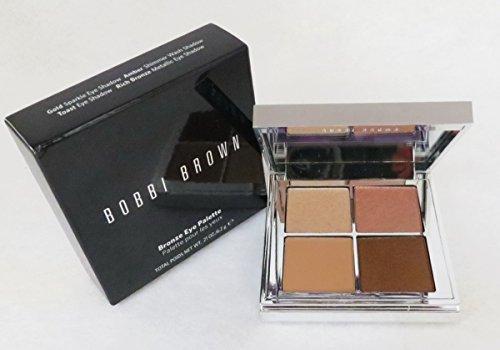 Bobbi Brown Nude Glow Bronze Eye Palette
