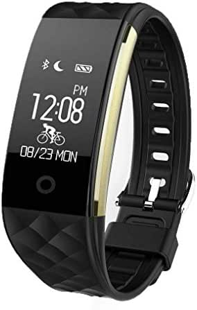 Bchance Fitness Tracker for Samsung, Waterproof Bluetooth Smart Bracelet with Heart Rate Monitor Pedometer