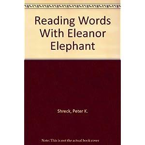 Reading Words With Eleanor Elephant