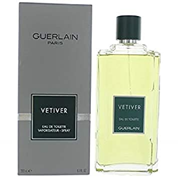 7ff1cd45670 Guerlain Vetiver EDT Spray 200 ml  Amazon.co.uk  Beauty