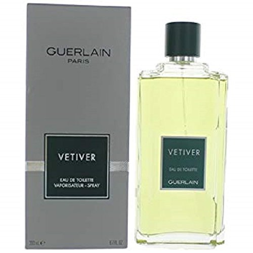 VETIVER GUERLAIN by Guerlain EDT SPRAY 6.7 OZ for MEN