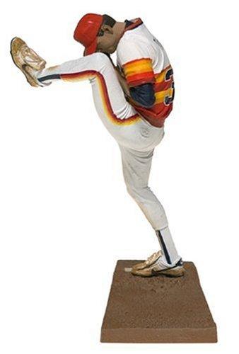 McFarlane Toys MLB Cooperstown Series 1 Action Figure Nolan Ryan (Houston Astros) Astros Uniform Variant by McFarlane Toys