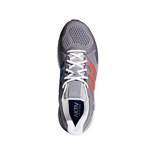 ST Supernova Running Mens Grey Adidas Aktiv AW17 Shoes E5npXqz