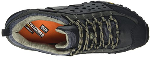 Merrell Hombres Intercept Fashion Sneaker Black