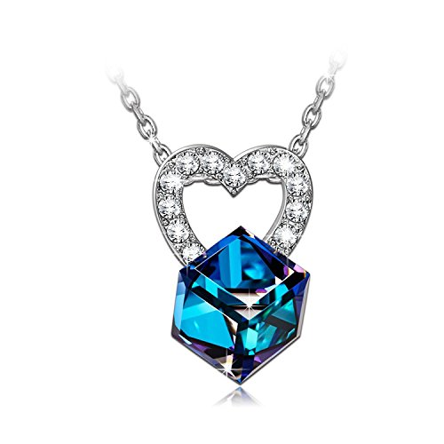 Jewelry Pendant Necklace Color Blue